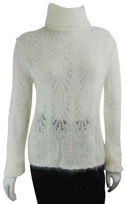 Preload https://img-static.tradesy.com/item/24858869/dior-l-christian-boutique-paris-large-mohair-knit-cream-sweater-0-1-650-650.jpg