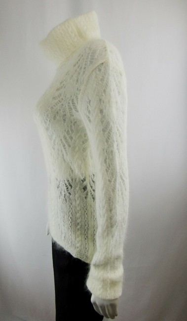 Dior Paris Mohair Wool Sweater Image 1