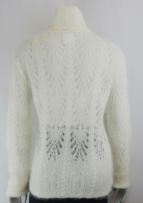 Dior Paris Mohair Wool Sweater Image 2