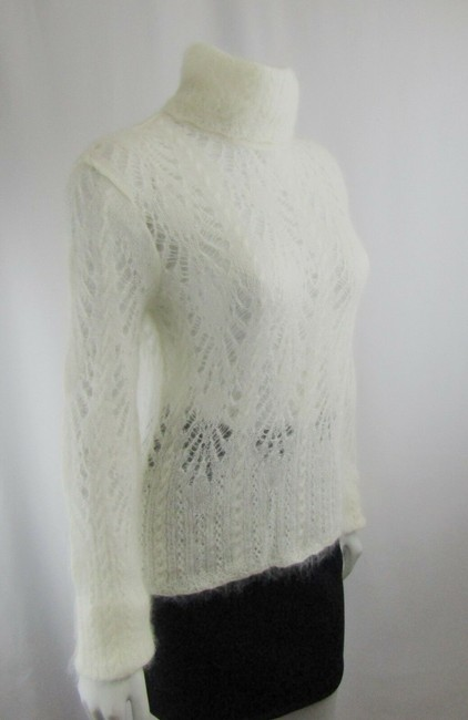 Dior Paris Mohair Wool Sweater Image 3