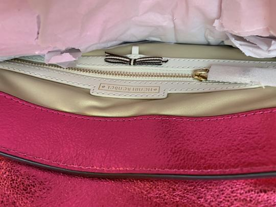 Henri Bendel Metallic Cross Body Bag Image 3