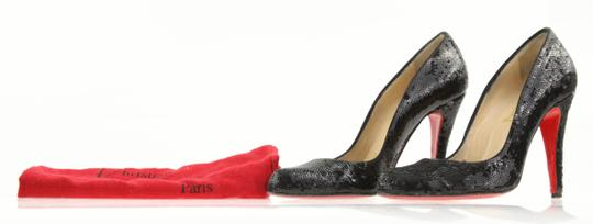 Christian Louboutin Black Pumps Image 11