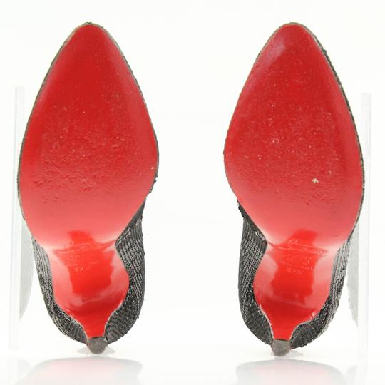 Christian Louboutin Black Pumps Image 9