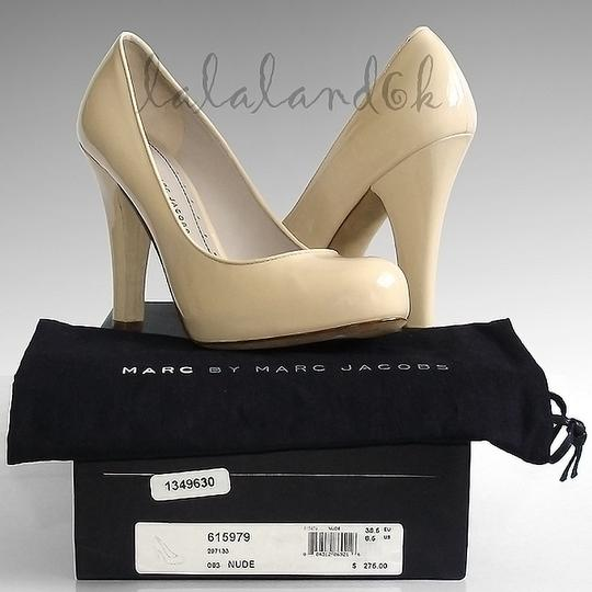 Marc by Marc Jacobs nude Pumps Image 1