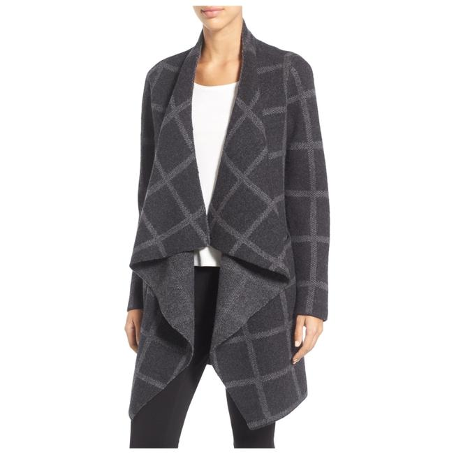 Preload https://img-static.tradesy.com/item/24859029/eileen-fisher-long-plaid-merino-wool-cardigan-coat-size-8-m-0-0-650-650.jpg