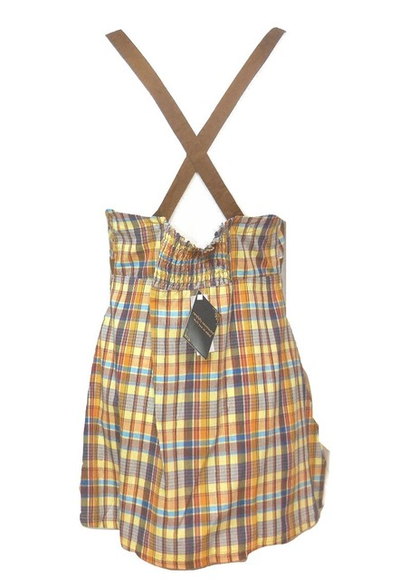 South Pole Collection Plaid Sleeveless Tunic Image 2