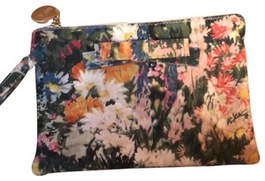 RED Valentino Monet Inspired Floral Clutch