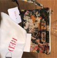 RED Valentino Monet Inspired Floral Clutch Image 2
