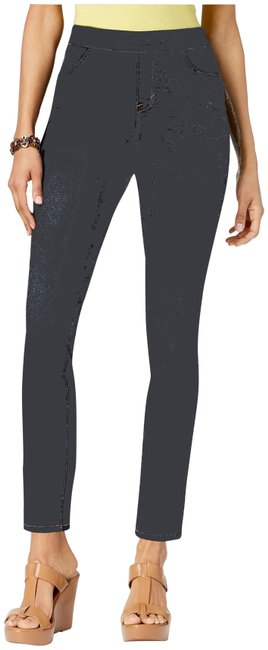 Preload https://img-static.tradesy.com/item/24859143/calvin-klein-charcoal-gray-modern-casual-faux-pocketszip-pull-on-style-no-42qa772-jeggings-size-16-x-0-1-650-650.jpg