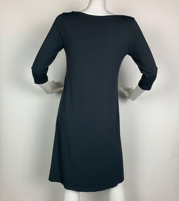 Eileen Fisher short dress Gray on Tradesy Image 1