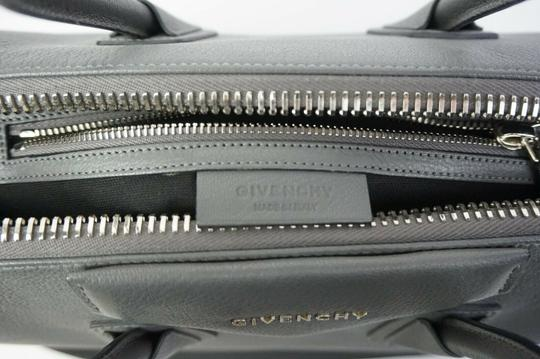 Givenchy Satchel in Grey Image 7