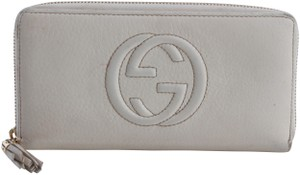 Gucci Gucci Soho Leather Long Wallet