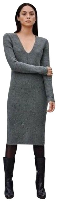 Wilfred short dress Gray Knit Jumper on Tradesy Image 1