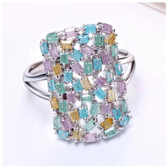 ME Boutiques Private Label Collection Swarovski Crystals The Aerwyna Pixie Ring Size 6 S5 Image 2