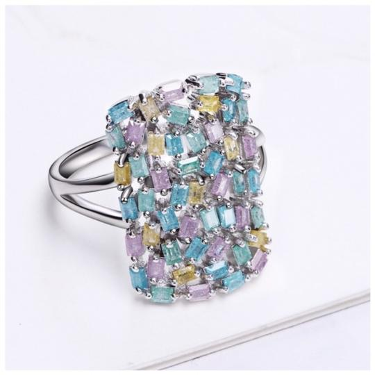 ME Boutiques Private Label Collection Swarovski Crystals The Aerwyna Pixie Ring Size 6 S5 Image 5