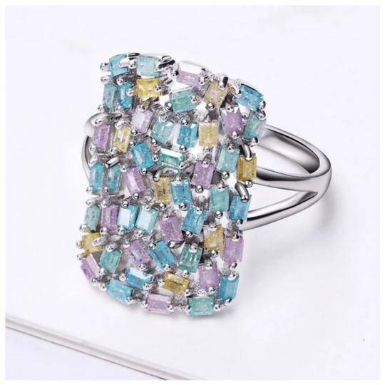 ME Boutiques Private Label Collection Swarovski Crystals The Aerwyna Pixie Ring Size 9 S5 Image 1