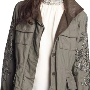 Haute Hippie Military Jacket