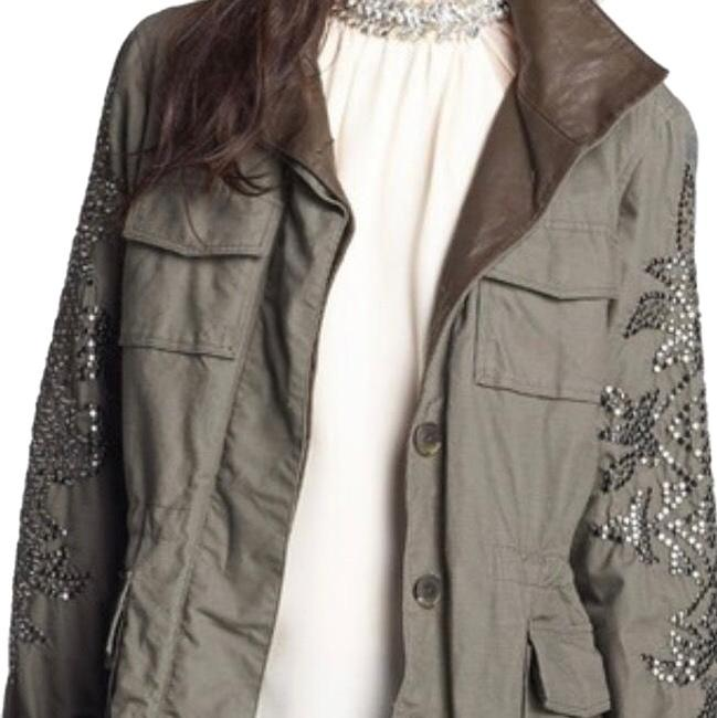 Haute Hippie Military Jacket Image 0