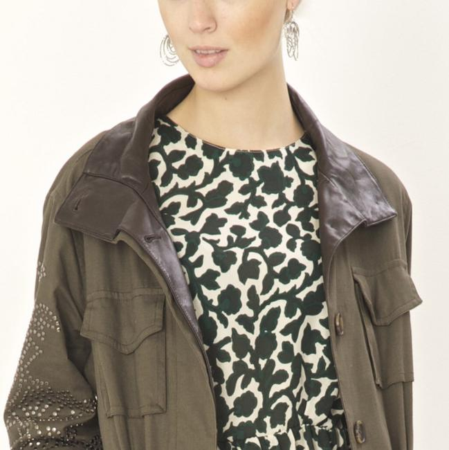 Haute Hippie Military Jacket Image 1