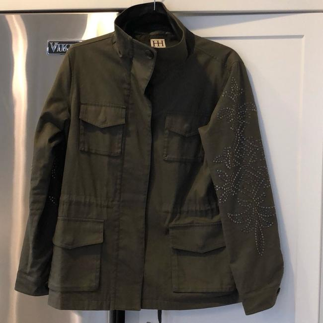 Haute Hippie Military Jacket Image 2