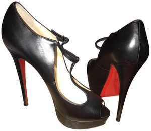 b1c1f07f754 Christian Louboutin Platforms Stiletto Regular (M, B) Up to 90% off ...