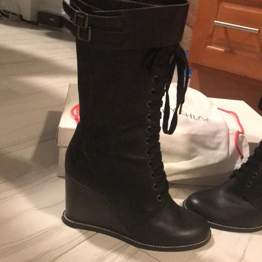 See by Chloé black Boots Image 2