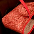Michael Kors Tote in Pink and Red Image 2