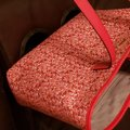 Michael Kors Tote in Pink and Red Image 3