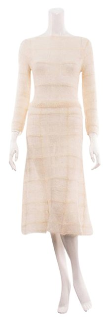Ivory Maxi Dress by Chanel Elegance Image 0