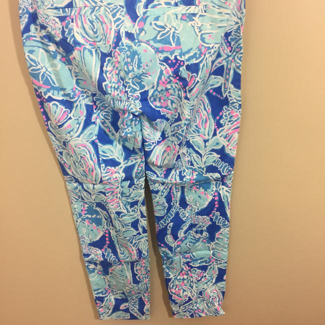 Lilly Pulitzer Capri/Cropped Pants Blue Image 5