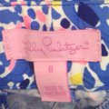 Lilly Pulitzer Capri/Cropped Pants Blue Image 6