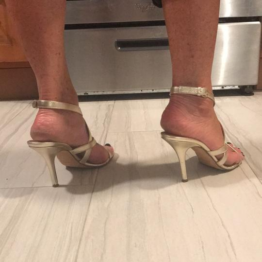 Michael Kors Collection gold Sandals Image 1