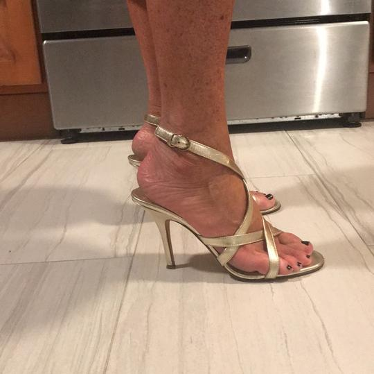 Michael Kors Collection gold Sandals Image 2