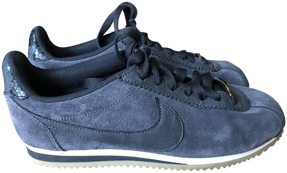 watch 7bbac 5a6d3 Nike Slate Grey Cortez Alc Premium Sneakers Size US 7.5 Regular (M, B) 44%  off retail