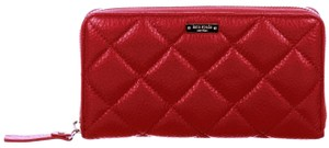 Kate Spade Coast Lacey Quilted Leather Neda Zip Up Around Continental Long Travel