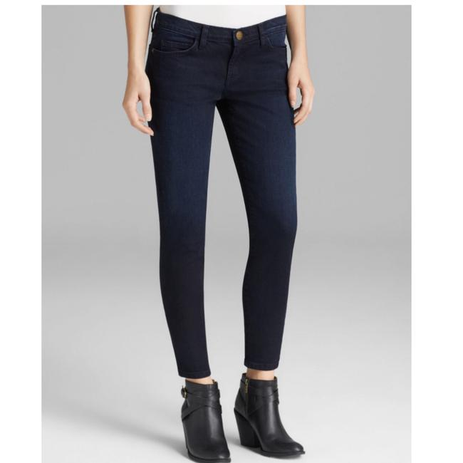 Item - Blue Note Dark Rinse The Cropped Stiletto Skinny Jeans Size 4 (S, 27)
