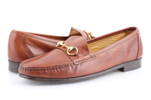 Cole Haan Brown Men's Loafers Shoes