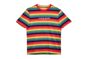 Guess Farmers Market Sean Wotherspoon T Shirt multiple