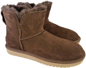 Koolaburra Ugg Australia Woman Size 8 BROWN Boots