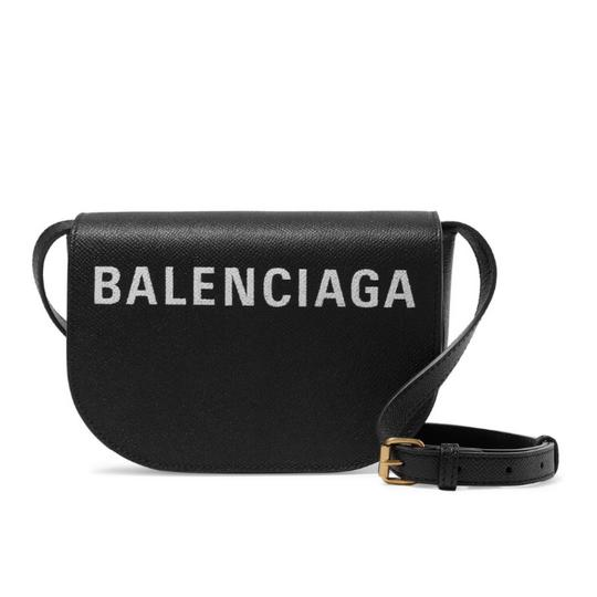 Preload https://img-static.tradesy.com/item/24862020/balenciaga-ville-day-xs-aj-logo-printed-cross-body-bag-0-0-540-540.jpg