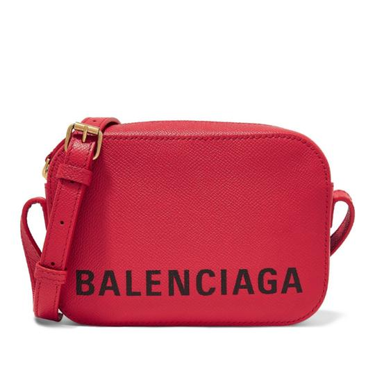Preload https://img-static.tradesy.com/item/24862031/balenciaga-camera-ville-logo-printed-red-cross-body-bag-0-0-540-540.jpg