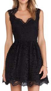 Alexis Guipure Sale Fit And Flare Dress