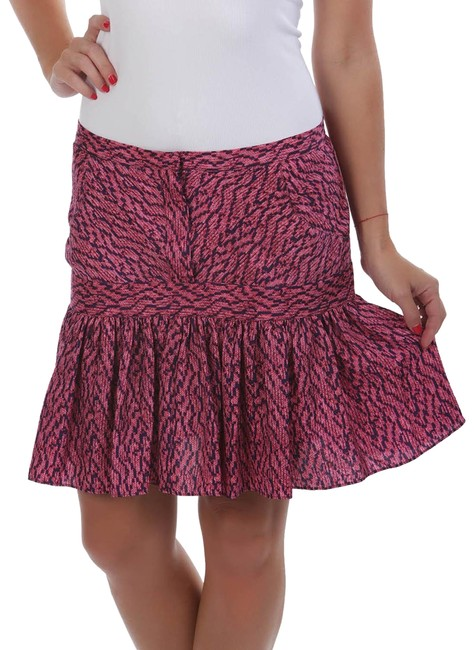 Preload https://img-static.tradesy.com/item/24863063/see-by-chloe-purple-and-navy-new-women-sexy-flared-silk-skirt-size-4-s-27-0-1-650-650.jpg
