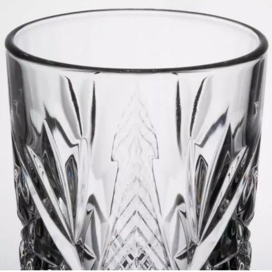 Clear Set Of 12 Heavy Glass Highball Glass Tumbler Set 16 Oz More Avail Tableware Image 2