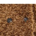 Zara Brown New with Tags Faux Fur Wrap Coat Size 4 (S) Zara Brown New with Tags Faux Fur Wrap Coat Size 4 (S) Image 6