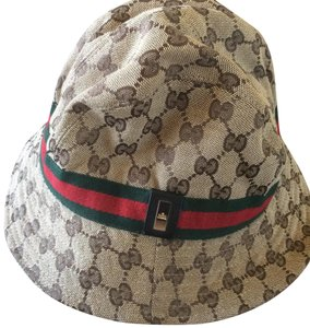 f98d167d Gucci Gucci Guccissima Classic AUTHENTIC Bucket Hat (L)