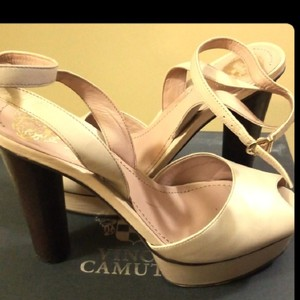ca8966d406a8 Yellow Vince Camuto Platforms - Up to 90% off at Tradesy