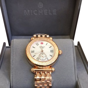 Michele MICHELE CABER ROSE GOLD LADIES WATCH