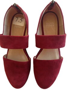 c310fcf7557 Women s Red Eileen Fisher Shoes - Up to 90% off at Tradesy