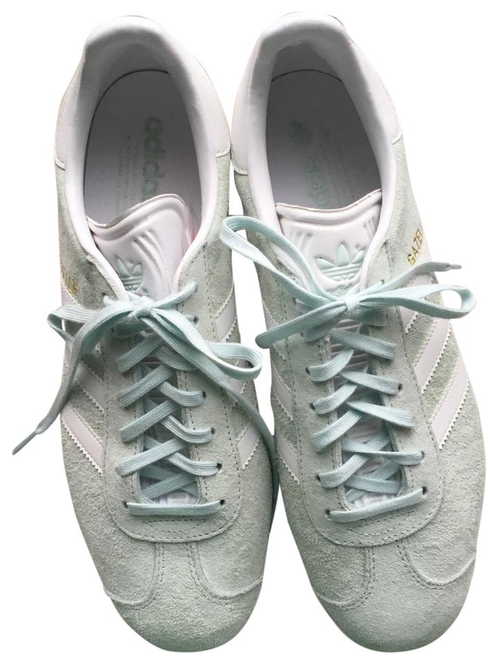 a3b5dc23d6 Ice Mint Gazelle Sneakers